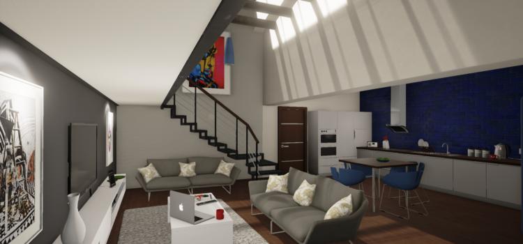 Visualization Living Room