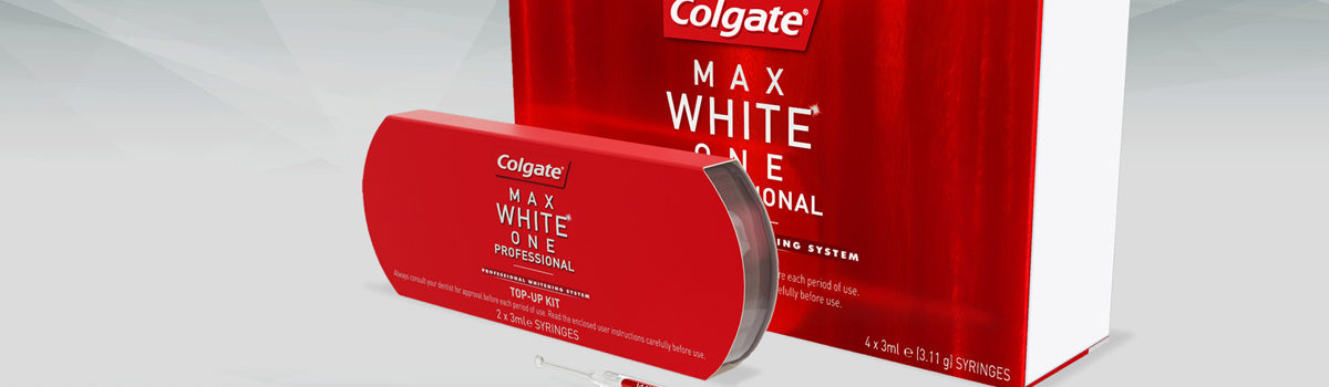 CGI-Visual of Colgate Packshot